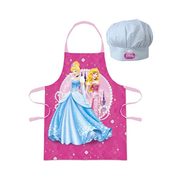 tablier et toque princesses disney™