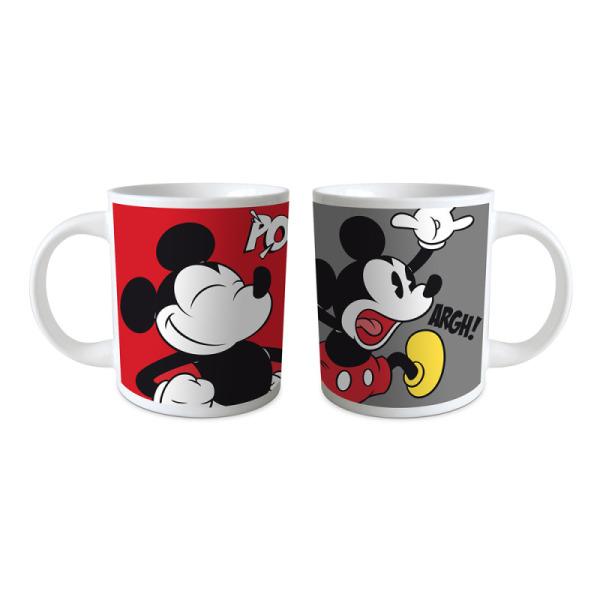 coffret cadeau de 2 mugs mickey™