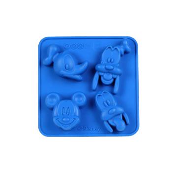 moule à gâteau bleu - mickey mouse™