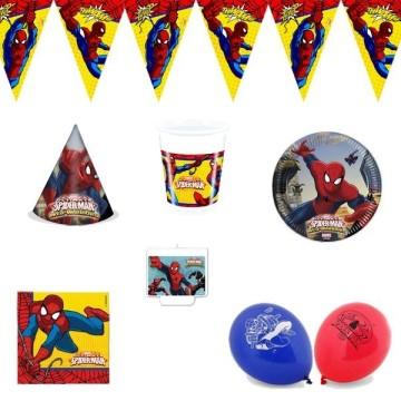 pack anniversaire spécial spiderman™
