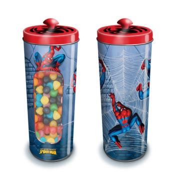 boite à bonbons en métal spiderman™