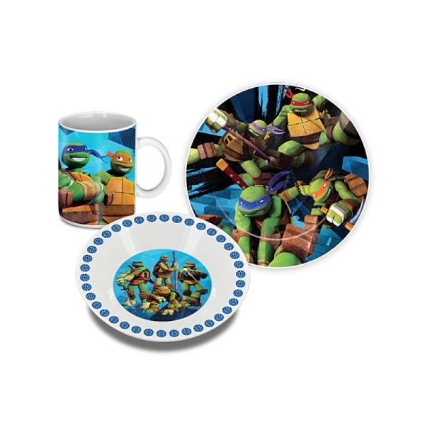 set déjeuner 3 pièces tortues ninja™