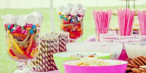 Les bonbons arrivent sur Vaisselle Unique