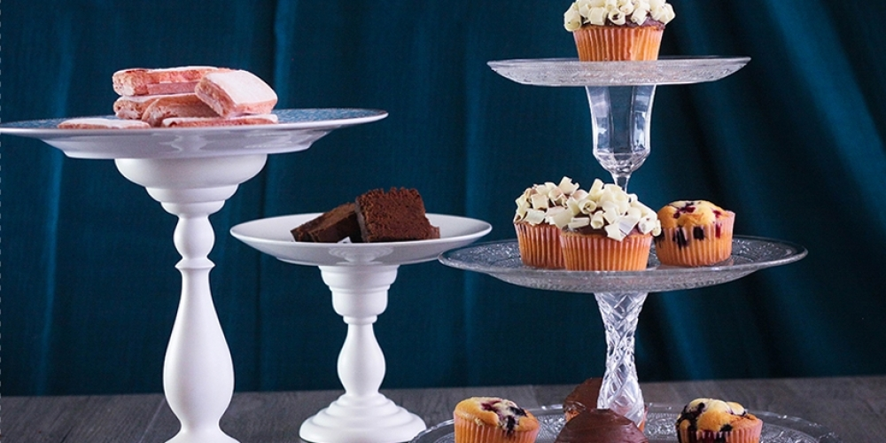 DIY : Créer son propre présentoir à gâteaux