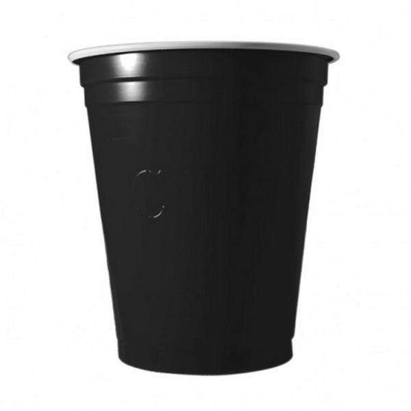 20 gobelets americain noir 53cl - original cup
