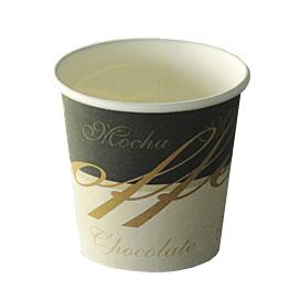 100 gobelets carton coffee chic 17 cl