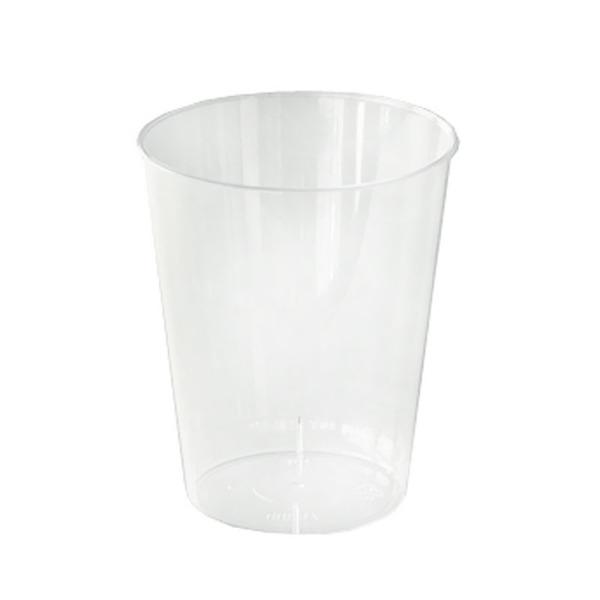800 verres en plastique rigide cristal transparent 20 cl