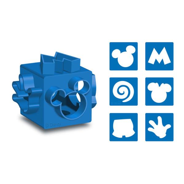 emporte-pièce cube bleu mickey™