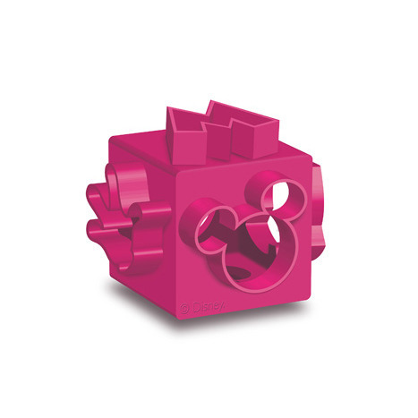 emporte-pièce cube rose mickey™