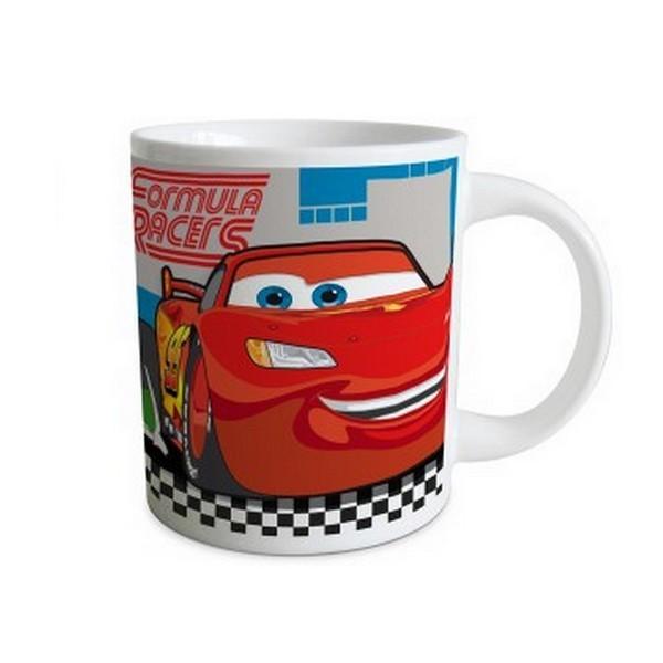 mug cars™ blanc