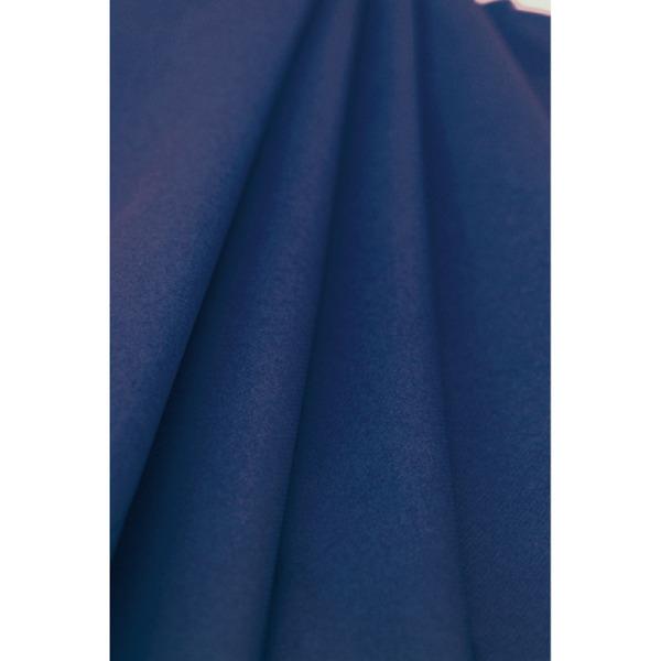 nappe papier rouleau uni bleu 1.2x10 m (qualité premium)