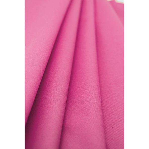 nappe papier rouleau uni fuchsia 1.2x10 m (qualité premium)