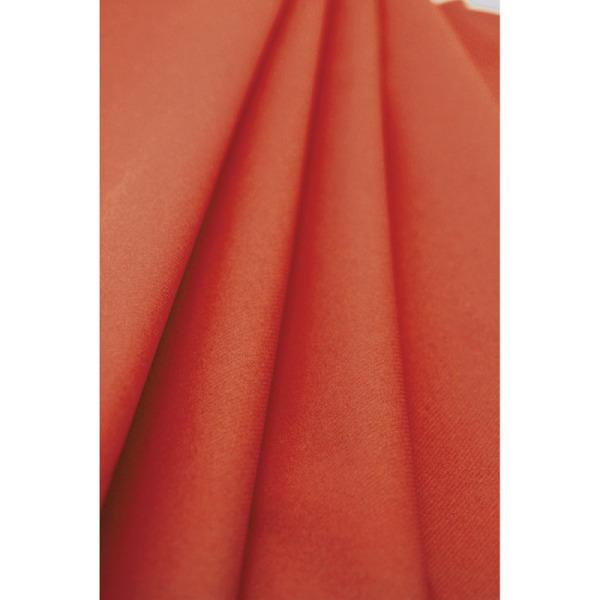 nappe papier rouleau uni rouge 1.2x10 m (qualité premium)
