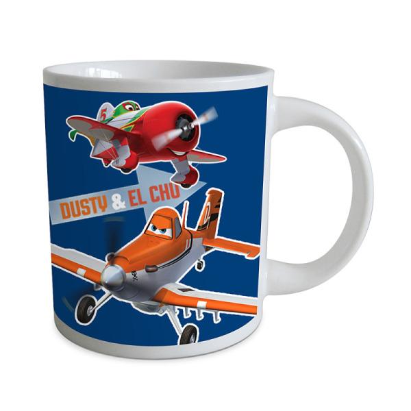 mug planes™ dusty & el chu