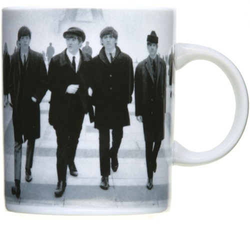 mug the beatles