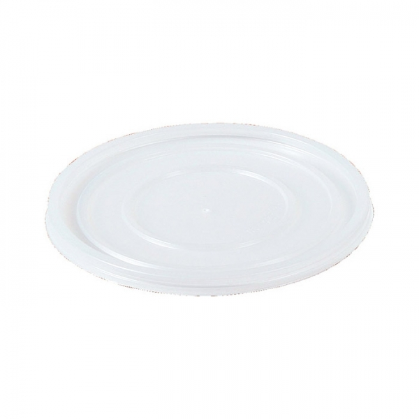 50 couvercles transparents pour bols à soupe thermo