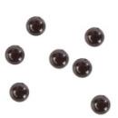 300 Perles de pluie - Noir