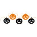 Banderole Halloween en carton