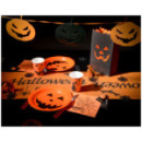 10 Serviettes de table Halloween