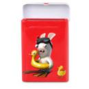 petite boite à bonbons en métal nageur lapins crétins™
