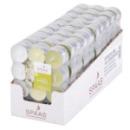 24 bougies chauffe-plat parfum jasmin