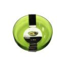 4 coupelles en plastique rigide vert anis 40 cl