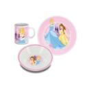 Set déjeuner 3 pièces Princesses Disney™