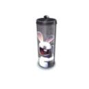boite à bonbons en métal grise lapins crétins™