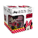 Mug Minnie™ rayé rouge