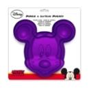 Moule à gâteau en tête de mickey™ violet