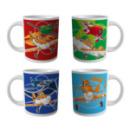 Coffret cadeau de 4 mugs Planes™
