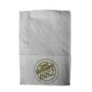 1800 serviettes en papier blanc