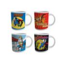 Coffret cadeau de 4 mugs Les Simpsons™