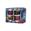 Coffret cadeau de 4 mugs Spiderman™