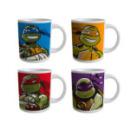 Coffret cadeau de 4 mugs Tortues Ninja™