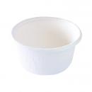 150 Pots à sauce en bagasse blanc 60 ml