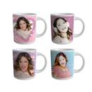 Coffret cadeau de 4 mugs Violetta™