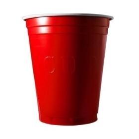 20 gobelets americain rouge 53cl original cup. Black Bedroom Furniture Sets. Home Design Ideas