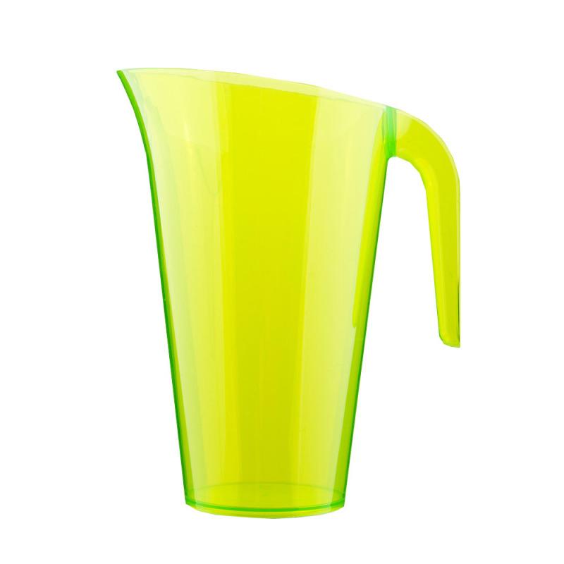 Carafe Transparente De 1 5 L En Plastique Rigide